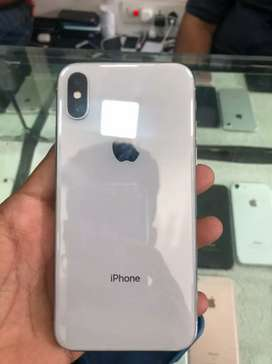 I phone X 256 negotiable