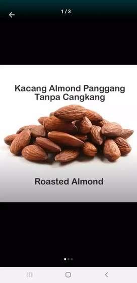 almond panggang
