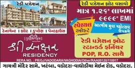 2bhk flat for sale - Aatmiya Mahotsav Offer- Shree Akshar Residency