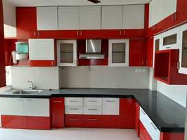 3/bhk 4bhk full furnished house flats are available at Indore