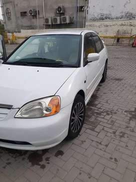 Honda Civic lush condition  selll manual