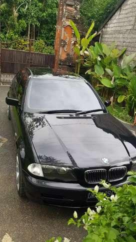 BMW 318i 2001 Mulus
