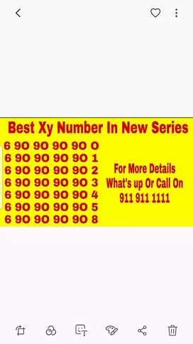 Vip numbers for mobile numbers
