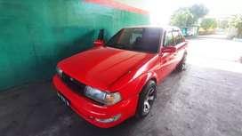 Ford laser96 merah