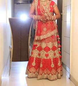 Party wear lehnga n sherwani