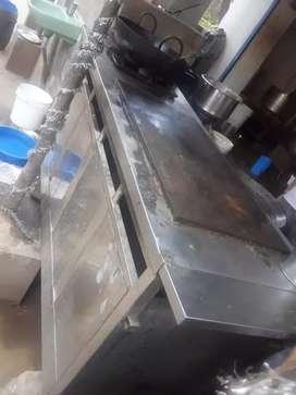 Hotel stove