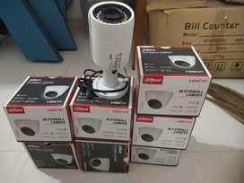 CCTV camera- 8. &- 1 TB DVR