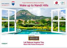 Sites for Sale at Nandi Hills with Good Amenities club house