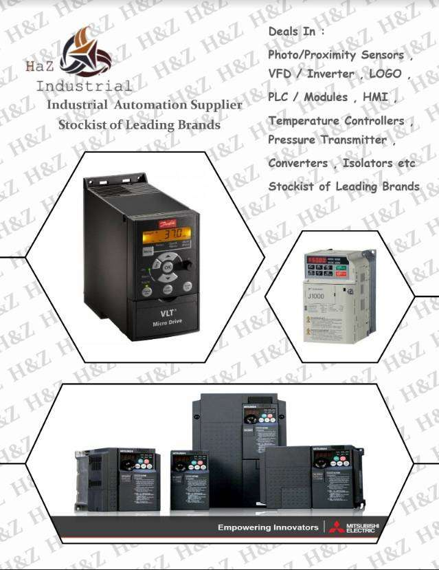 Variable Frequency Drives VFD 0