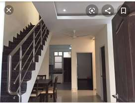 2bhk Villa rent for girls and working women