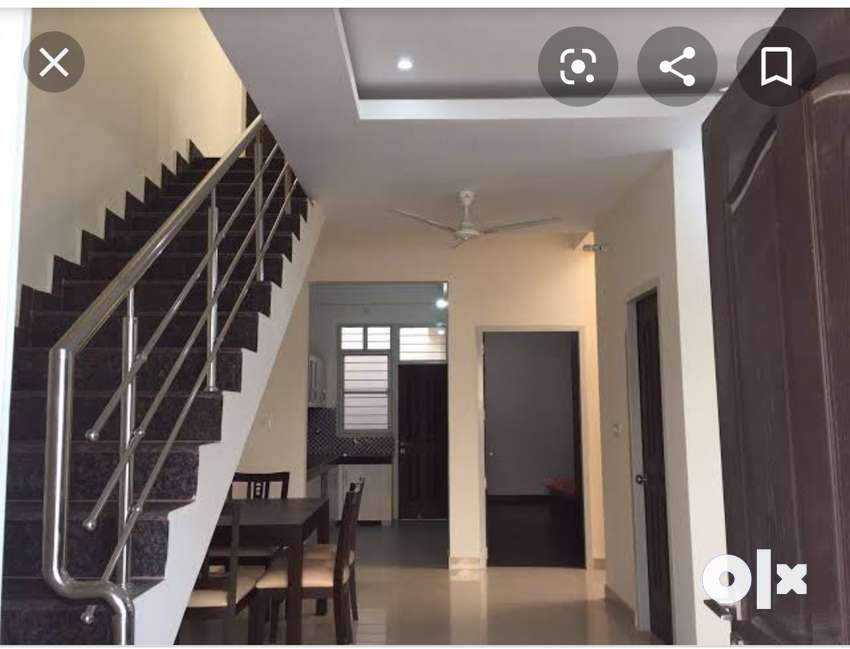 2bhk Villa rent for girls and working women 0