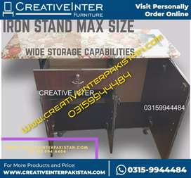 Iron stand istri stand wholesale rate Wardrobe dining center table i