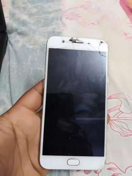 OPPO f1s is for sale which is in mint condition