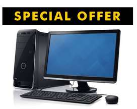 Brand New Assembled PC With Free Wifi