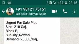 Corner Plot for SALE Laxmi Nagar -13k SQ YARD -  loan frm any Govt