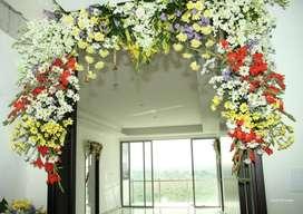 falt with sapacious corridors