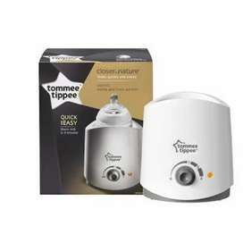 Tommee tippee closer to nature baby bottel Warmer