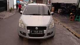 Suzuki splash GL manual th 2011