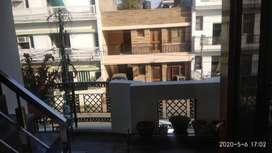 Fully furnished 2BHK corner house
