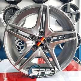 Velg Mobil Ring 18 5x112 Mercy Inova Hrv Spec Racing Medan