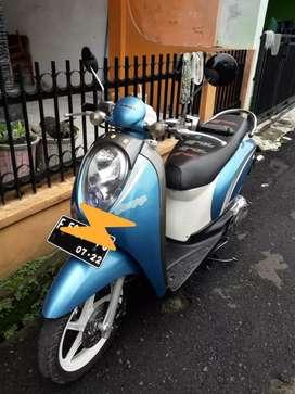 jual BU motor scoopy 2012