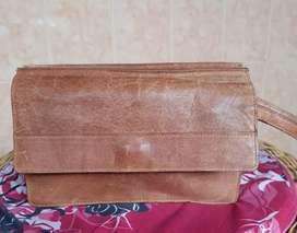 Clutch,Handbag unbrand Full leather