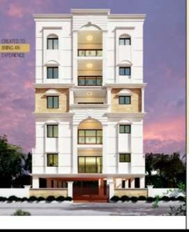 Deluxe 3BHK Flats For Sale At Tolichowki Near Seven Tombs Road