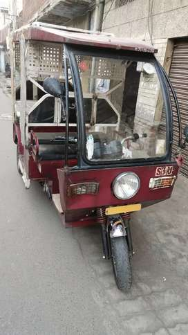 I am selling my e_rikshaw. Condition is good