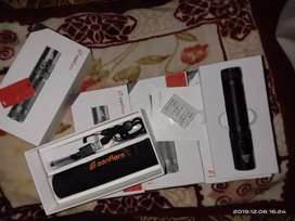 Zanflare F1 rechargeable flashlight
