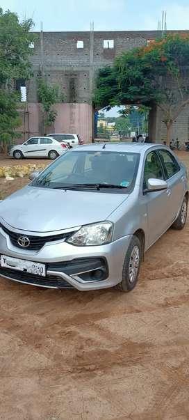 Toyota Etios 2017 Diesel Good Condition