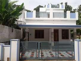 Budget house 2bhk 5 cent kakkanad infooark thevakkal near KMEAccollege