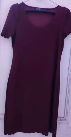Marron Dress