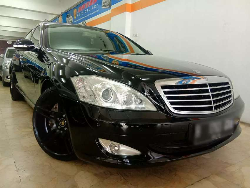 Mercedez Benz s350 th 2009 sunroof antik low KM asli rawatan 0