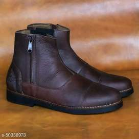 WOLF CASUAL BOOTS MEDIUM (COD ONLY)