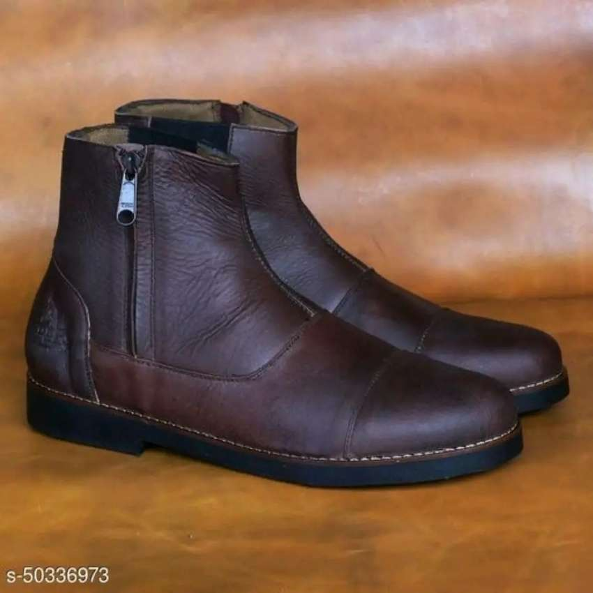 WOLF CASUAL BOOTS MEDIUM (COD ONLY) 0