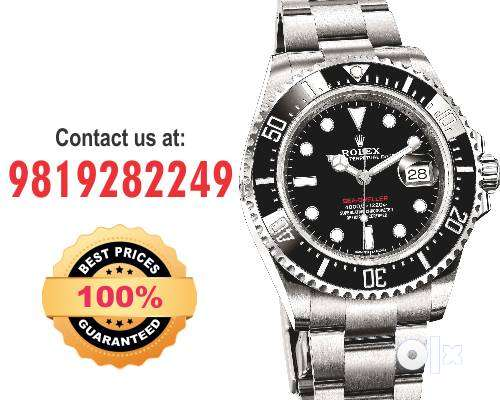 Rolex Sea Dweller Cash Your Watch Patek, Vacheron, Omega Cartier