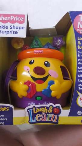 Fisher price. Laugh & learn Cookie Shape