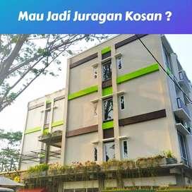 Miliki Apartemen Kost Dekat Kampus IPB Passive invome 19-21jt/Tahun