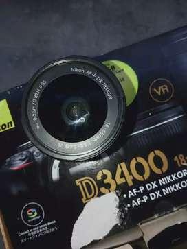 Nikon lens 18_55