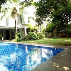 For Rent Cipete House Minimalis Swimming Pool Cilandak Jakarta Selatan