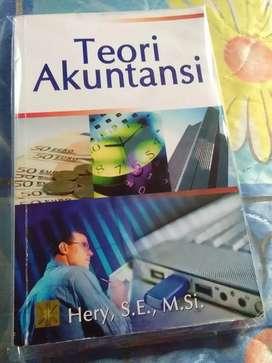 Buku Teori Akutansii