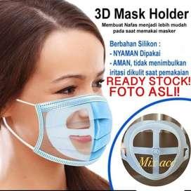 Penyangga Masker Bracket Nyaman Nafas Reusable