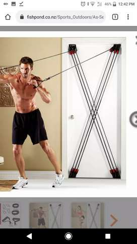 X-factor bands for all body workout