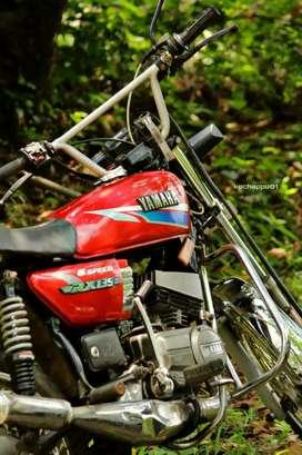 Yamaha rx 100(exchange