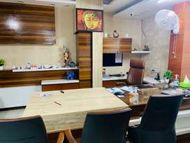Furnished office space for rent in vasundara sector 2b main road