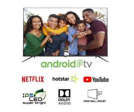"""Discount Sale! 50"""" Smart Ultra HD Android Led TV @Wholesale"""