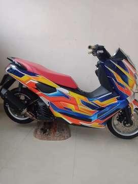 Yamaha nmax t pertama dijamin mulus
