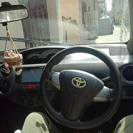 Toyota Etios 2012 Diesel 103000 Km Driven