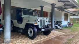 Mahindra International Jeep 4x4