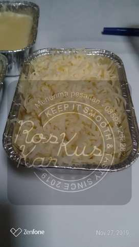 Puding Roti Kukus